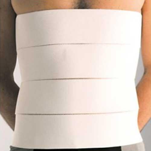 Centura abdominala autoadeziva
