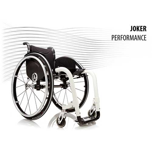 Fotoliu rulant Progeo Joker