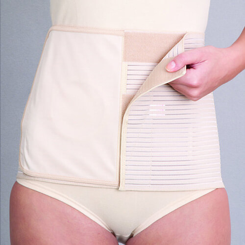 Centura abdominala pentru colostoma-ileostoma