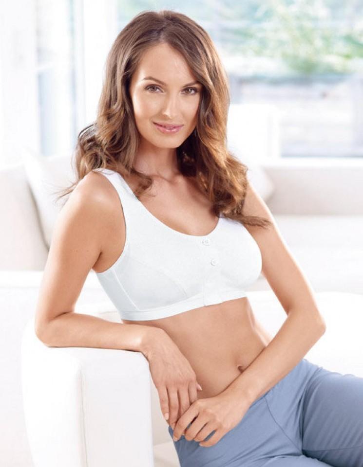 Sutien bilateral post-mastectomie Isra
