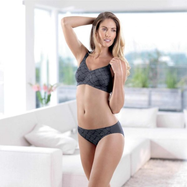 Sutien bilateral post-mastectomie Caroll