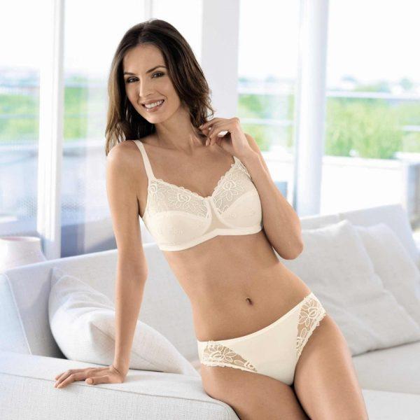 Sutien bilateral post-mastectomie Romina
