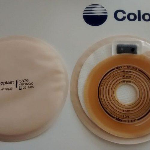 Sistem stomic unitar Minicap